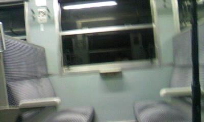甲府行き普通列車